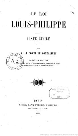liste civile