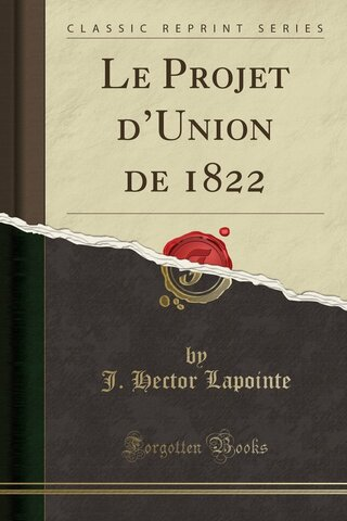 Projet d'union