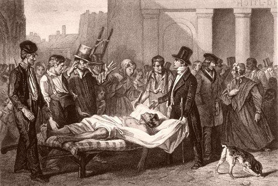 Épidémie de choléra