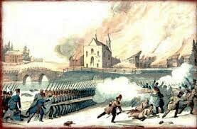 Bataille de Saint-Eustache