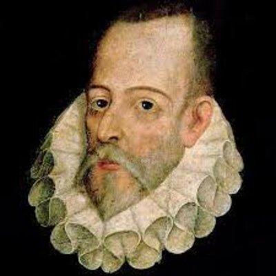 Miguel de Cervantes (1547 - 1616) timeline