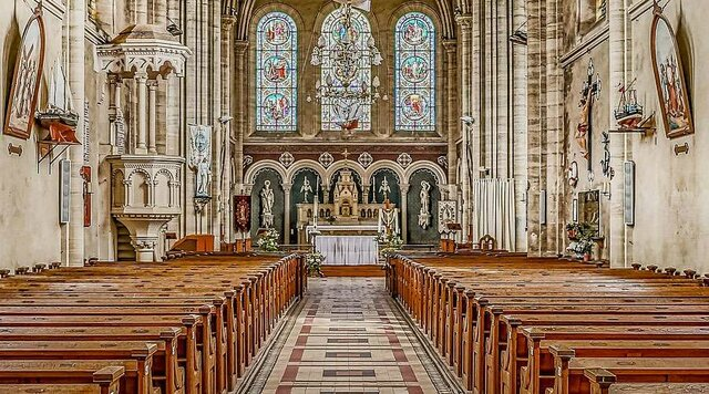 La Iglesia Católica (parte 1)