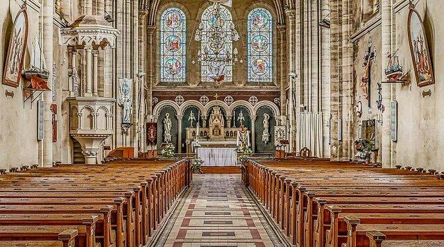 La Iglesia Católica (parte 3)