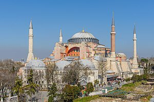 famous Byzantine architecture
