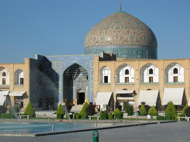 famous Islamic architecture