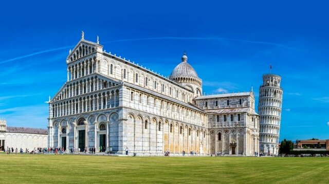 famous Romanesque architecture