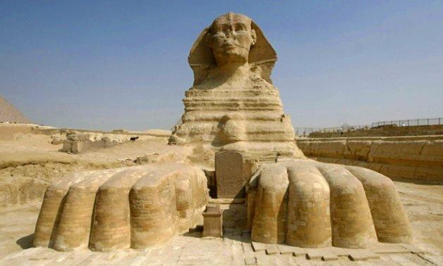 famous Egypt architecture