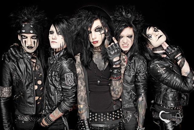 Group was formed Black Veil Brides