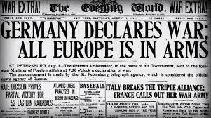 Alemania declaró la guerra a Francia