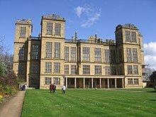 famous English Renaissance architecture