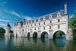 famous French Renaissance architecture