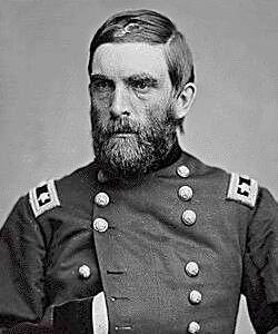 El general Grenville M. Dodge (1831-1916)