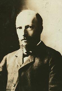 Felix Adler (1851-1933)