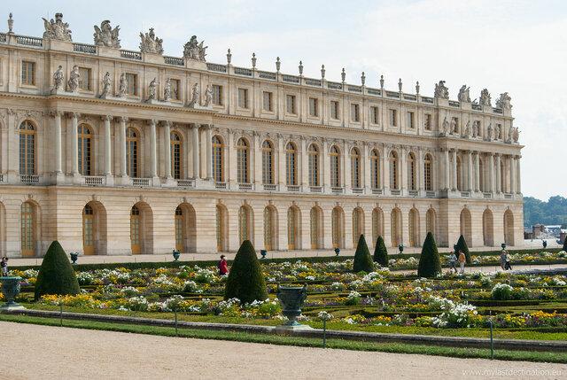Louis XIV france famous architecture