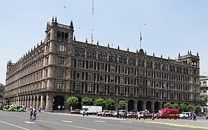 Edificio de Gobierno de la Ciudad de México
