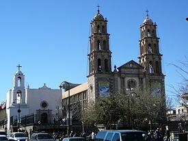 Catedral de Ciudad Juárez