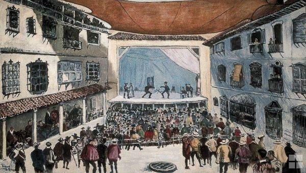 teatro del siglo oro