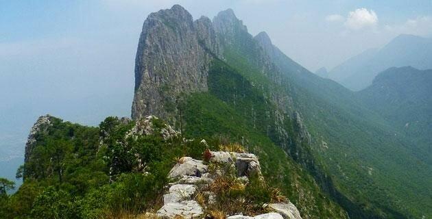Parque nacional Cumbres de Monterrey