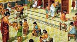 La infancia a través de la historia. timeline