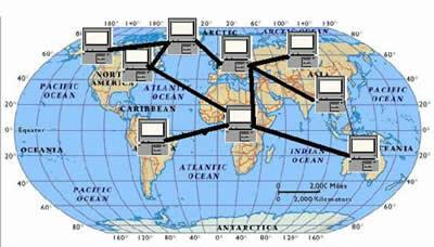 ARPANET logra primera conexión internacional
