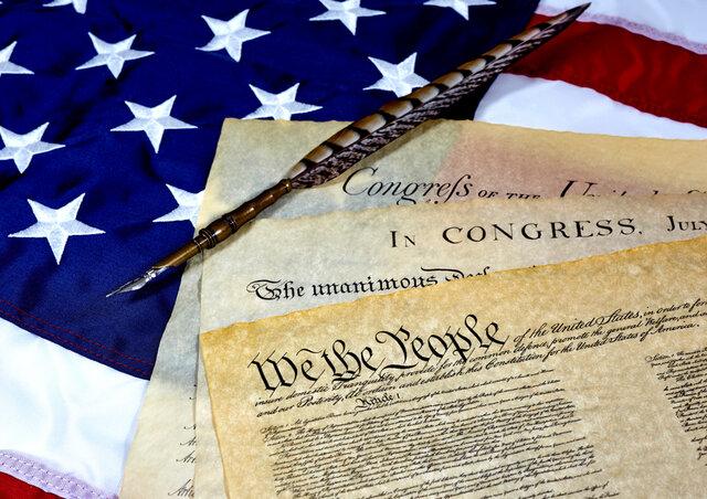 Declaración de los derechos de los EE.UU 1791