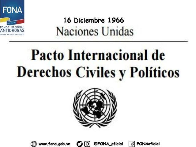 1966 Pacto Internacional de Derechos Civiles y Político
