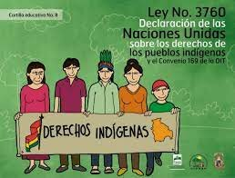 2007 Declaración de las Naciones Unidas sobre los derechos de los pueblos indígenas