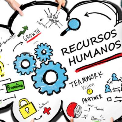 Evolución de los recursos humanos timeline