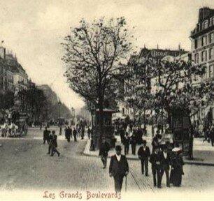 Freud obtiene una beca para estudiar en parís en el hospita de la Salpêtrière con Jean Charcot