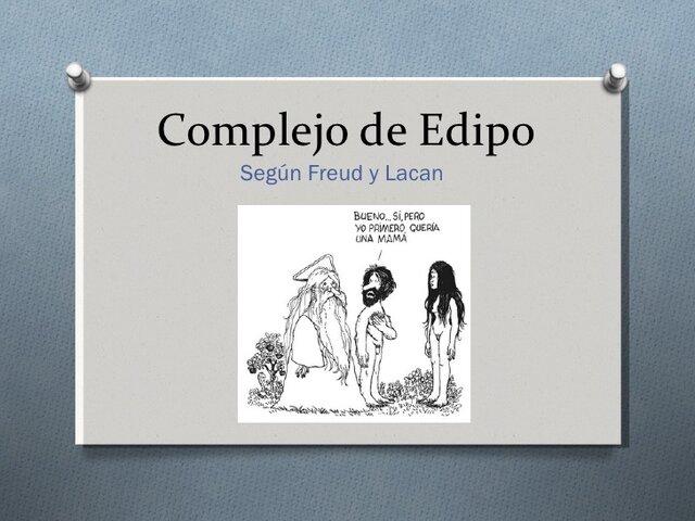 Freud comienza a autoanalizarse y abandona la teoría de la seducción por la de la fantasía y analiza la relación con su padre que después llamaría complejo de Edipo.