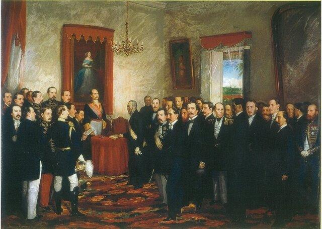 Instauración Constitucional