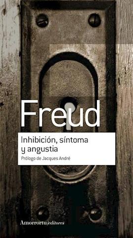 Freud pública sobre inhibición, síntoma y angustia
