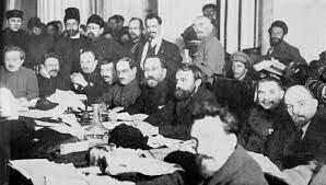 Los bolcheviques