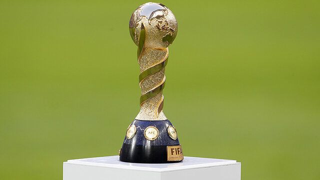 Se juega la primera Copa Confederaciones