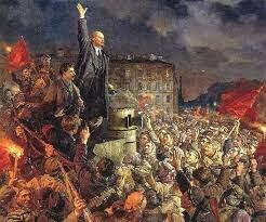 La noche del 25 de octubre los bolcheviques