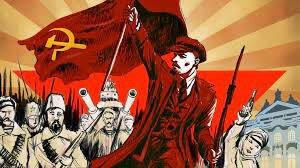 La noche del 25 de octubre los bolcheviques #2