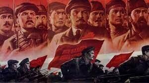 Finalización de la Revolucion Rusa