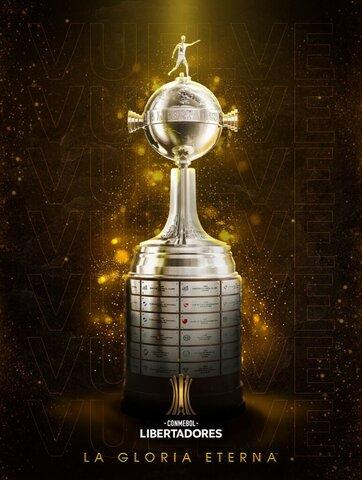 Se juega la primera Copa Libertadores