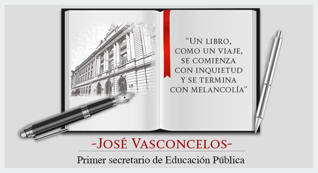 Primer Secretario de Educación Pública.
