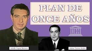 Plan de Once Años