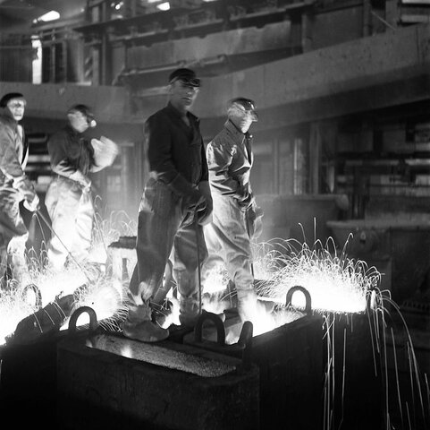 Nieuwe industrieën komen op en omstandigheden voor arbeiders worden beter