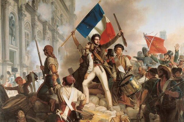 Opstand in Parijs en onafhankelijkheid België