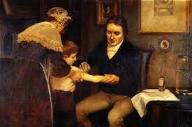 The first vaccine