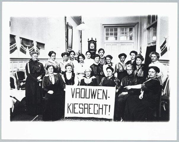 Kiesrecht in Nederland