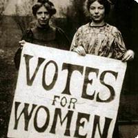 Opkomst feminisme