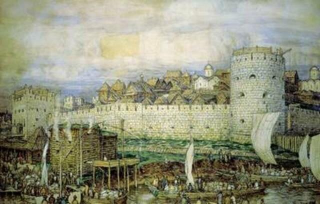 Договор Новгорода с Ганзой