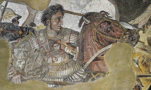 Alejandro Magno el conquistador