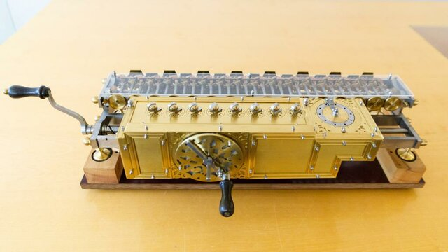 Счетная машина Лейбница