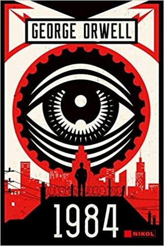 1984, George Orwell  - (Reino Unido)