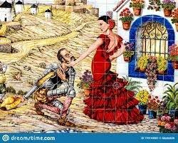 El amor del Quijote (Dulcinea)
